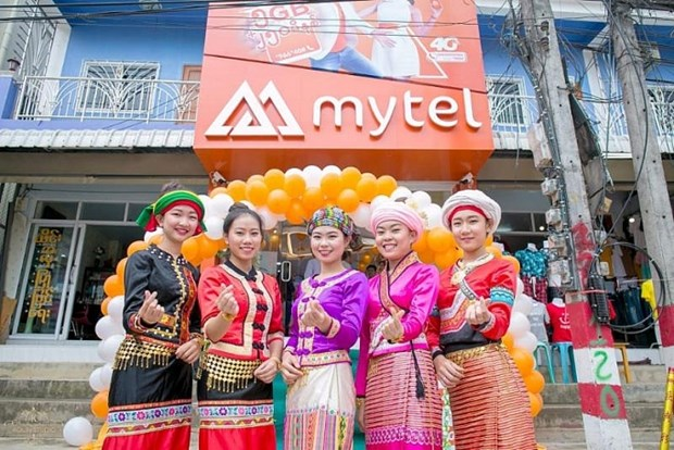 Mytel de Viettel, le 3e grand operateur des telecommunications au Myanmar hinh anh 1
