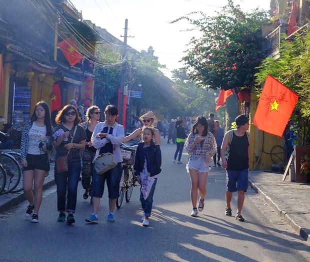 Les arrivees de touristes sud-coreens au Vietnam depassent le million au 1er trimestre hinh anh 1