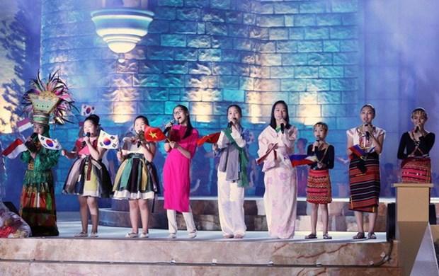 Bientot le Festival international des enfants de la VTV 2019 hinh anh 1
