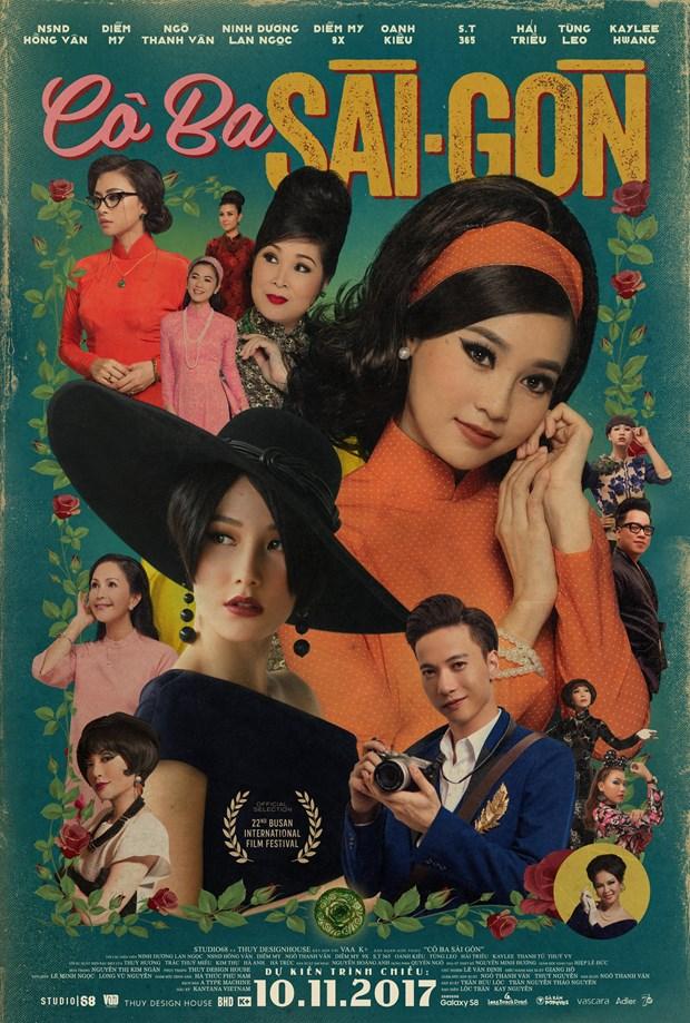 """Le film vietnamien """"La Tailleuse"""" divertit le public britannique hinh anh 1"""