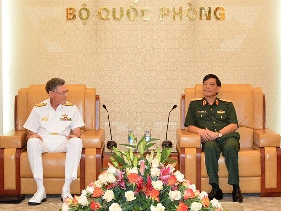 Renforcement des liens de defense entre le Vietnam et l'Australie hinh anh 1