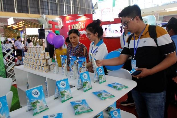 Ouverture de l'exposition Vietnam Dairy 2019 a Ho Chi Minh-Ville hinh anh 1