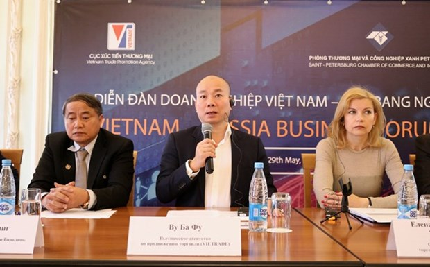 Les entreprises vietnamiennes cherchent a elargir le marche en Russie hinh anh 1