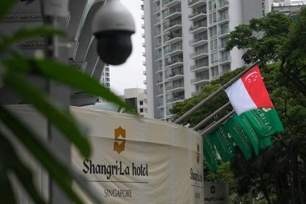 Singapour renforce la securite pour proteger le Dialogue de Shangri-La hinh anh 1