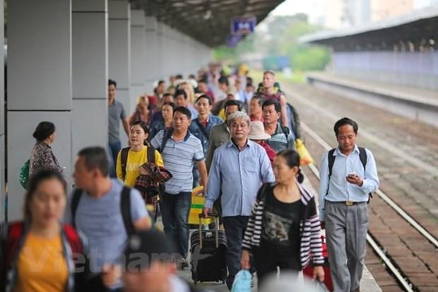 Le secteur ferroviaire renaitra-t-il de ses cendres ? hinh anh 1
