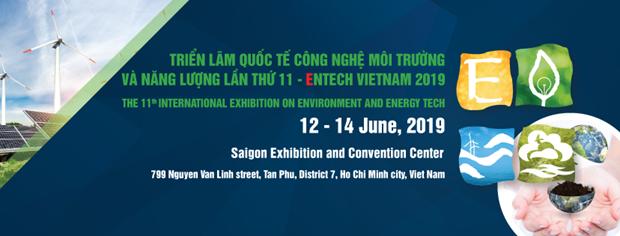 Bientot l'exposition ENTECH Vietnam 2019 a Ho Chi Minh-Ville hinh anh 1