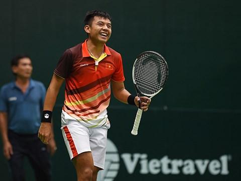 Le tennis du Vietnam vise une position dans le Groupe 2 de la Coupe Davis en Asie-Pacifique hinh anh 1