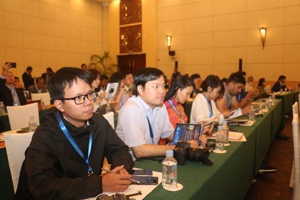 Ouverture du 16e Sommet des medias d'Asie au Cambodge hinh anh 2