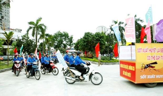 La Journee de l'ASEAN contre la dengue organisee a Hanoi hinh anh 2