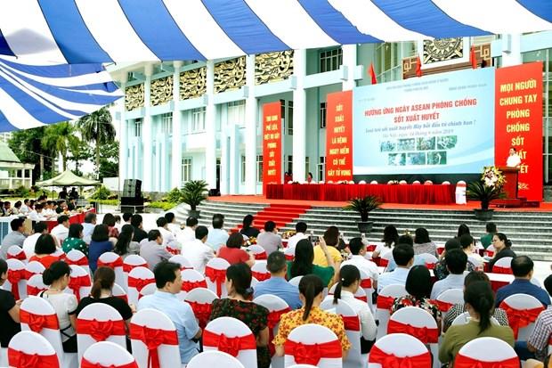 La Journee de l'ASEAN contre la dengue organisee a Hanoi hinh anh 1