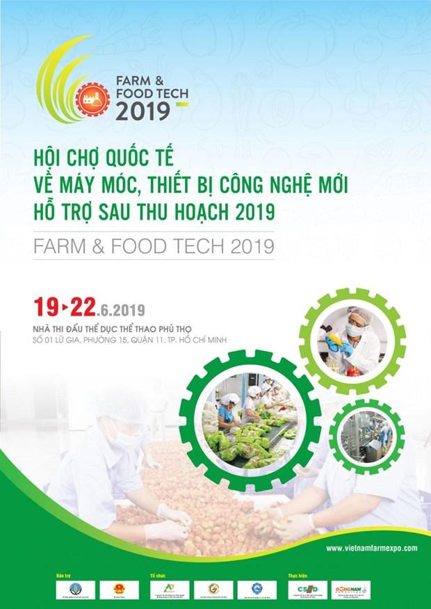 Ouverture de plusieurs expositions sur l'agriculture a Ho Chi Minh-Ville hinh anh 1