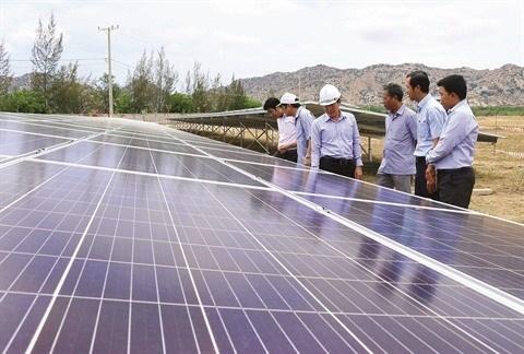 Le Vietnam, nouvel eldorado des energies renouvelables hinh anh 1