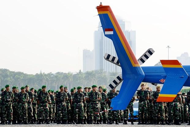 L'Indonesie renforce la securite le jour de la decision sur le differend electoral hinh anh 1