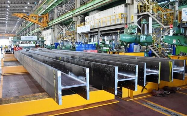 Doosan Vietnam exporte de materiaux de construction vers le Brunei hinh anh 1