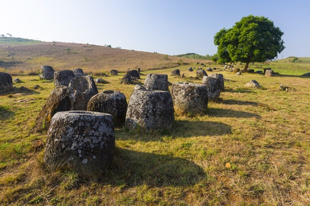 Laos: la Plaine des Jarres inscrite sur la liste du patrimoine mondial de l'UNESCO hinh anh 1