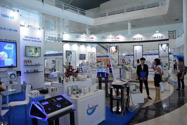 Ouverture du Salon international de la medecine et de la pharmacie a Da Nang hinh anh 1