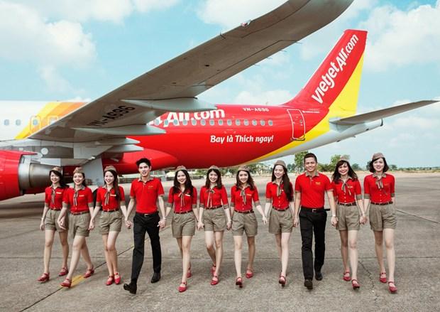 Vietjet Air lance la liaison directe Nha Trang-Busan hinh anh 1