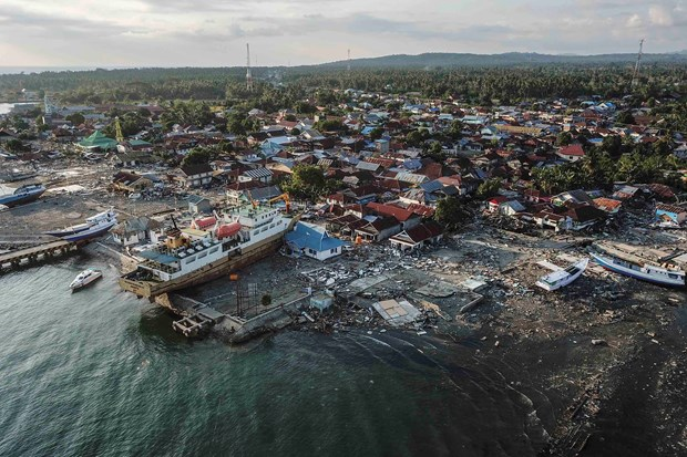Indonesie: les agences calment l'opinion publique sur la menace de tsunami hinh anh 1