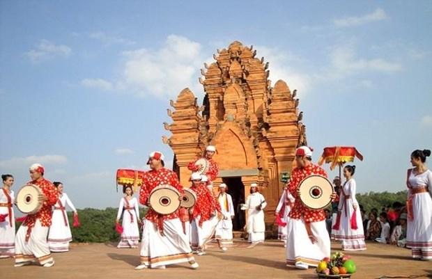 Bientot la Fete culturelle, sportive et touristique de l'ethnie Cham 2019 a Phu Yen hinh anh 1