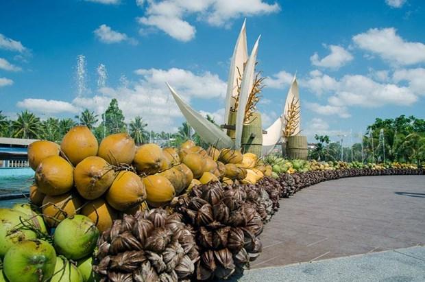 La 5e edition du Festival de la noix de coco de Ben Tre prevue en novembre hinh anh 1