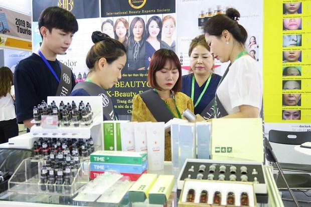 Ouverture de la 19e edition du salon Vietnam Medi-Pharm a Ho Chi Minh-Ville hinh anh 2