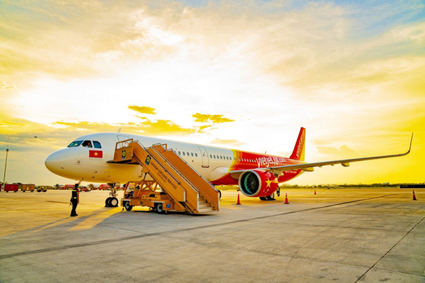 Vietjet Air : ouverture de la ligne aerienne entre Nha Trang et Yinchuan (Chine) hinh anh 1