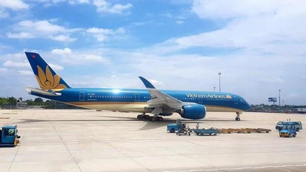 Vietnam Airlines offrira le wifi a bord a partir du 10 octobre hinh anh 1