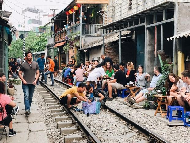 Le Vietnam accueillit 1,51 million de touristes etrangers en aout hinh anh 1