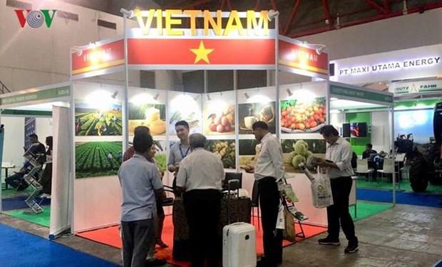 Agriculture : le Vietnam presente des produits technologiques a la foire INAGRITECH 2019 hinh anh 1