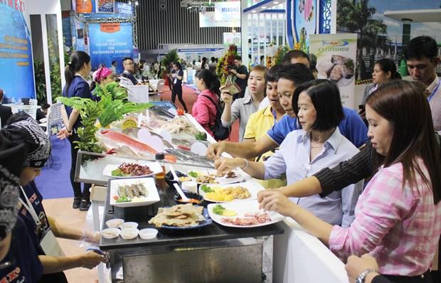 Ouverture de l'exposition Vietfish 2019 a Ho Chi Minh-Ville hinh anh 2