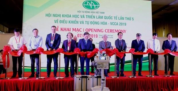 La 5e Conference et exposition internationale sur le controle et l'automatisation a Hanoi hinh anh 1
