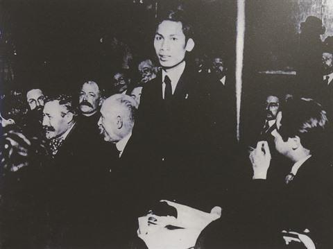 Archives: le President Ho Chi Minh au cœur d'une exposition a Hanoi hinh anh 2