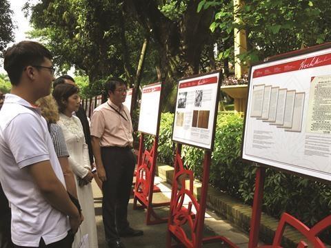 Archives: le President Ho Chi Minh au cœur d'une exposition a Hanoi hinh anh 1