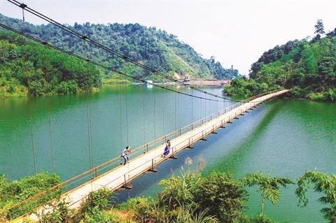 Le charme du lac Ly a Phu Tho hinh anh 2