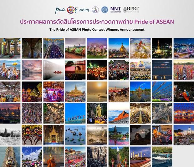 La Thailande recompense les gagnants d'un concours de photo sur l'ASEAN hinh anh 1