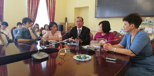 Un seminaire sur la traduction du vietnamien en russe et vice versa a Moscou hinh anh 1