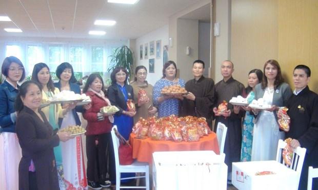 Une activite caritative organisee par des Vietnamiens en Republiques tcheque hinh anh 2