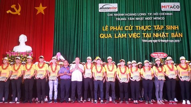 Vinh Long encourage l'envoi de travailleurs a l'etranger hinh anh 1