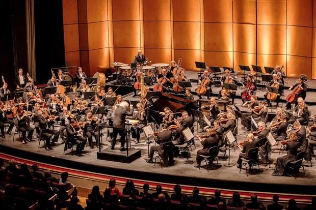L'Orchestre symphonique de Londres se produira a Hanoi pour la 3e fois hinh anh 1