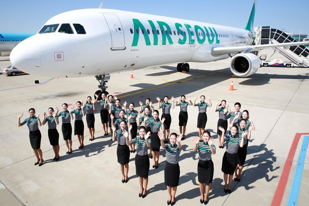 Air Seoul de la Republique de Coree ouvrira une nouvelle ligne aerienne vers Hanoi hinh anh 1