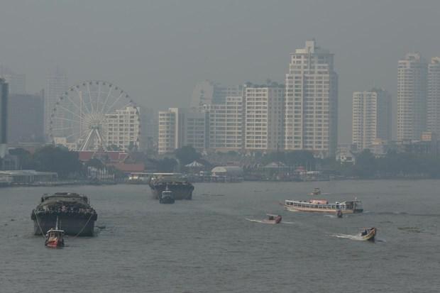Pollution de l'air a Bangkok: le PM thailandais convoque une reunion d'urgence hinh anh 1