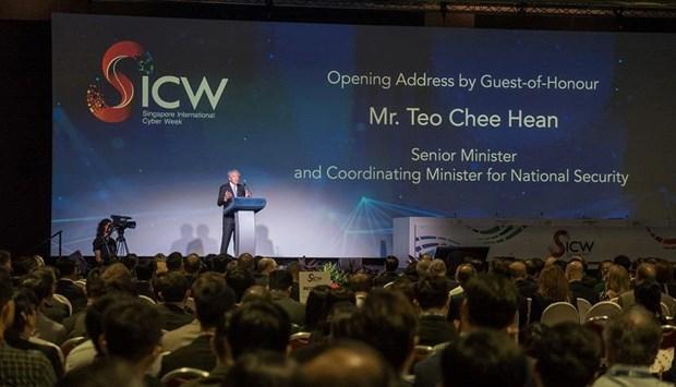 Singapour annonce un nouveau plan de protection contre les cyberattaques hinh anh 1