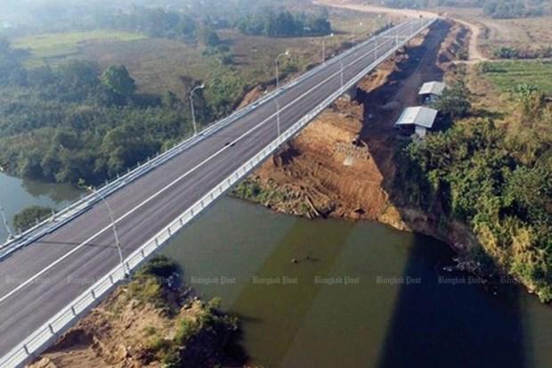 La Thailande et le Myanmar signent un protocole d'accord pour stimuler le commerce transfrontalier hinh anh 1