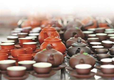 La poterie de Huong Canh menacee hinh anh 1