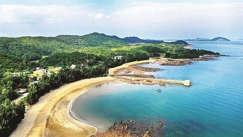 """L'ile de Cai Chien, le """"paradis oublie"""" de Quang Ninh hinh anh 1"""