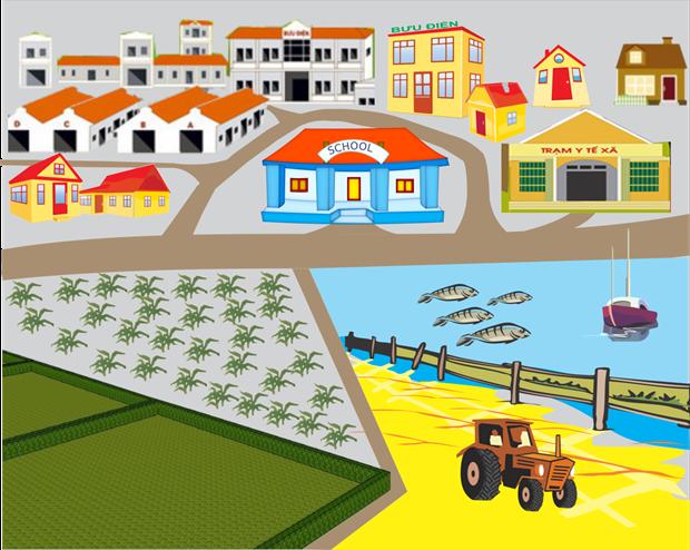Nouvelle ruralite : Creation de nouvelles valeurs pour le developpement socio-economique hinh anh 1