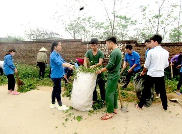 Deploiement d'un projet de tri et traitement des dechets a Quang Ngai hinh anh 1