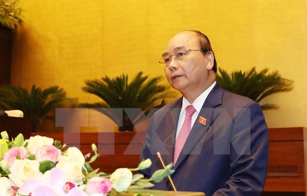 Le PM Nguyen Xuan Phuc effectuera des visites officielles au Koweit et au Myanmar hinh anh 1