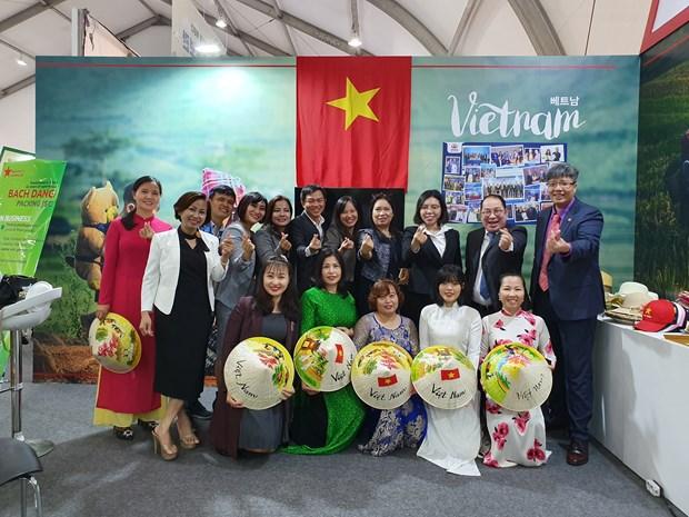 Le Vietnam participe activement a un salon de l'agriculture en R. de Coree hinh anh 1