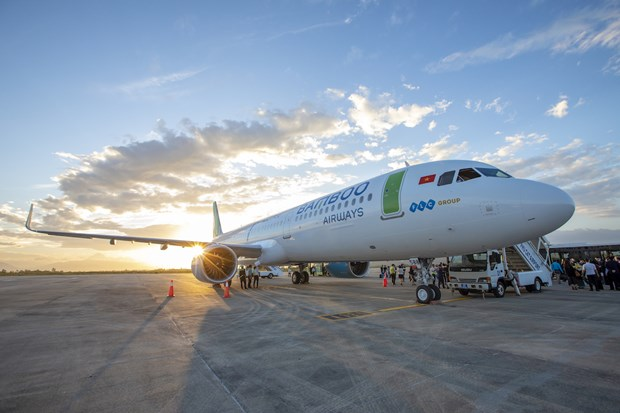 Bamboo Airways ouvrira la ligne aerienne directe Cam Ranh-Incheon (R. de Coree) hinh anh 1